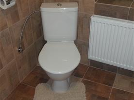 koupelna - toaleta
