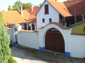 Chalupa Žofie - ubytování Moravská Nová Ves