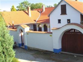 Chalupa Božena - ubytování Moravská Nová Ves