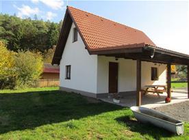 Chata U levandule - ubytování  Ohrazenice