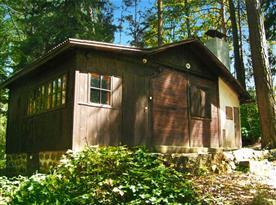 Chata Willinger - ubytování  Jivno