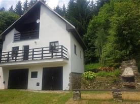 Chata Na Lipně - ubytování  Lipno nad Vltavou