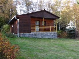 Chata Yukon - ubytování  Tři Studně