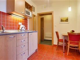 Apartmán Standard - kuchyňský kout