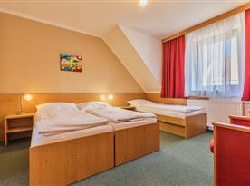 Apartmán Superior - ložnice
