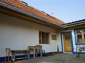 Chalupa Na Zelnicách - ubytování  Ratíškovice