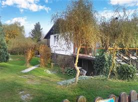 Chata U taty - ubytování  Kozlovice