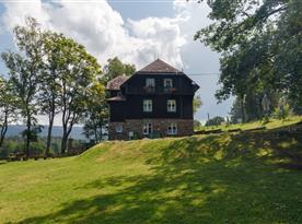 Chata Šumava - ubytování Hojsova Stráž