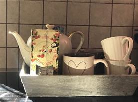 ..k čaji.