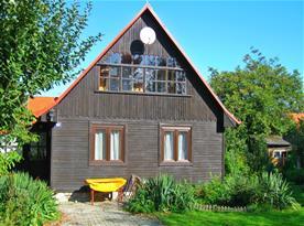 Chata Hradištko - ubytování Hradištko