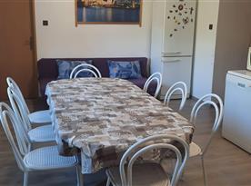Apartmán II kuchyně