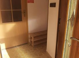 Apartmán I chodba