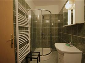 Apartmán I koupelna
