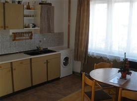 A. Kuchyň v přízemí