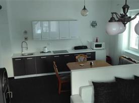 4-6 l. apartmán - obývací pokoj s kuchyní