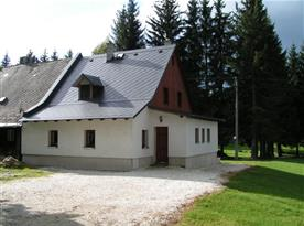 Chalupa RAMZOVÁ - ubytování Ostružná