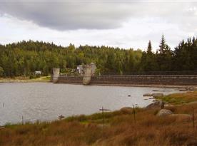 Vodní nádrž Bedřichov