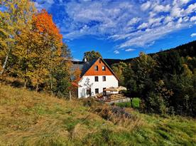Chata Krosnov - ubytování  Jablonec nad Jizerou