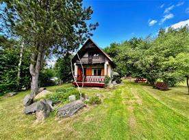 Chata Turovka - ubytování  Horní Cerekev