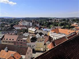 Zámek a hrad Jindřichův Hradec