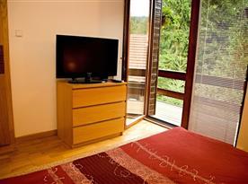 Ložnice A s balkónem