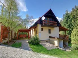 Chalupa Pluskoveček - ubytování Velké Karlovice