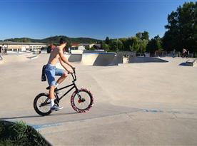 Skatepark Loučná nad Desnou
