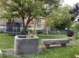 Zahrada s vyžitím pro děti