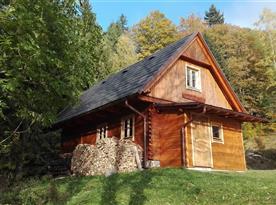 Chalupa Pod lomem - ubytování Dolní Morava