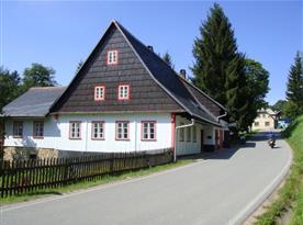 Chalupa Horská chalupa U Nás - ubytování  Bartošovice v Orlických horách