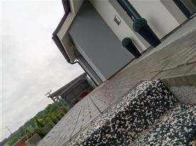 Terasa s výhledem na okolí