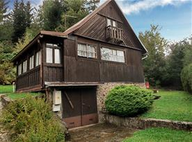 Chata  - ubytování  Horní Bečva
