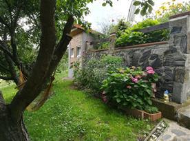 Uzamykatelný zahradní domek