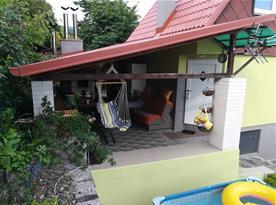Chata Alenka - ubytování  Hlubočky