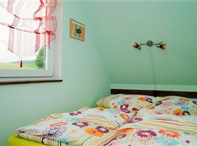 Chata B - malá ložnice