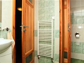 Chata A - koupelna