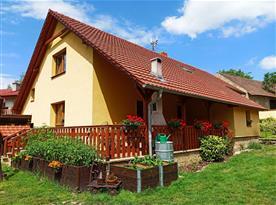 Chalupa Ubytování U Bačmana - ubytování  Roudnice nad Labem