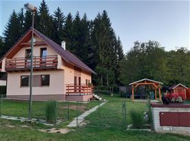 Chata Skála - ubytování  Boňkov