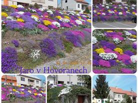 Jaro v Hovoranech