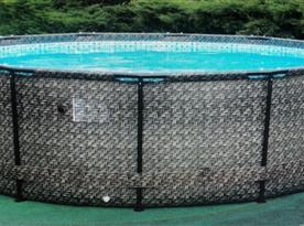 Bazén -ilustrativní foto. Bazén je nový a bude zprovozněn na léto 2021
