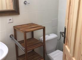Koupelna - apartmán č. 2