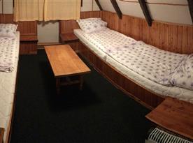 Hlavní ložnice