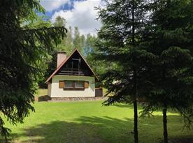 Chata Na Cihelně - ubytování  Vlachovice