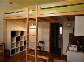 Apartmán 1, Apartmán 2