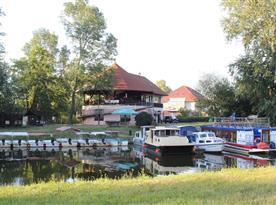 Přístaviště - Baťův kanál Veselí nad Moravou