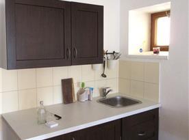 Apartmán Nostalgie - kuchyňský kout