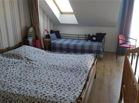 Mezonetový apartmán s terasou