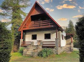 Chata  - ubytování  Strážkovice