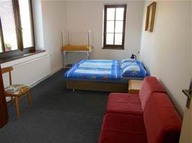 Apartmán č.1 -  pokoj č.1