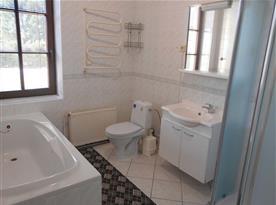 Apartmán č.1 - koupelna